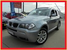 2006 BMW X3 E83 MY06 Grey Auto Sports Mode Wagon Holroyd Parramatta Area Preview