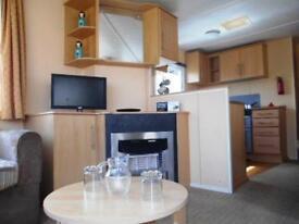 Pre owned 3 bedroom static caravan For sale in Husntanton Norfolk