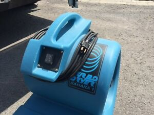 Commercial air movers