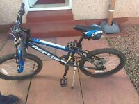 Boys Claud Butler bike suit ages 6-9. Great condition.