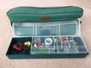 Tackle boxes - never used - great for young angler