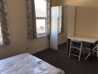 Two Double Rooms in Forest Gate / Wansted / All Bills Inc. / Close to Station / Zone 3