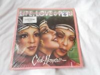Vinyl LP Life, Love And Pan Club Nouveau 25531-1 US Pressing Warner Brothers Stereo 1986