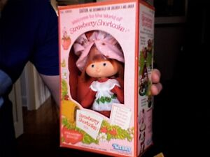 Vintage Original Strawberry Shortcake Dolls, In The Box- $21 ea