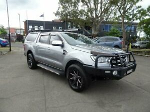 2016 Ford Ranger PX MkII XLT Double Cab Aluminium 6 Speed Sports Automatic Utility Nowra Nowra-Bomaderry Preview