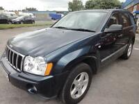 2005 Jeep Grand Cherokee 3.0CRD V6 Auto Limited