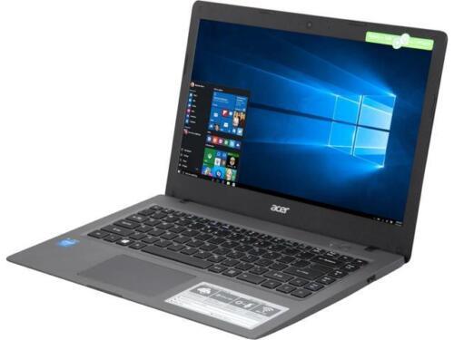 "Acer AO1-431-C8G8 14.0"" Notebooks Intel Celeron N3050 (1.60 GHz) 2 GB DDR3L Memo"