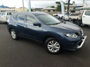 2017 Nissan X-Trail T32 ST X-tronic 2WD Blue 7 Speed Wagon Bungalow Cairns City Preview