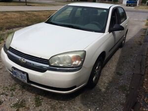 2005 Chevrolet Malibu 4 door Windsor Region Ontario image 2