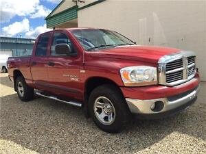 2006 Ram 1500 Lone Star 4x4 ~ Fully Inspected ~ $0 dn $122 B/W