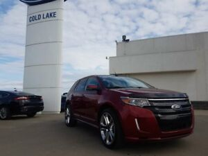 2014 Ford Edge $252 BI-WEEKLY*, SPORT, NAVIGATION AND PANORAMIC
