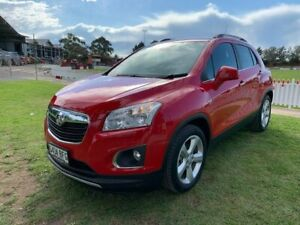 2015 Holden Trax TJ MY15 LTZ 6 Speed Automatic Wagon Prospect Prospect Area Preview