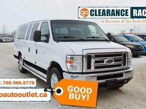 2008 Ford E-350 Super Duty XLT Extended Wagon