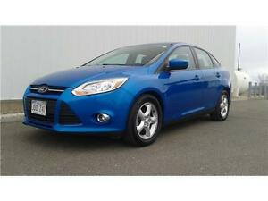 "2012 Ford Focus SE, a/c, cruise, 16"" alloys and much more!"