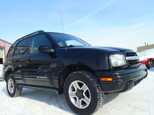 2003 Chevrolet Tracker LT 4X4--ONE OWNER--AMAZING-ONLY 114,000KM