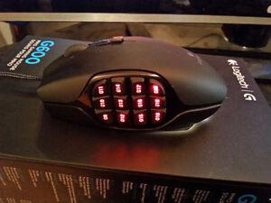 Logitech G600 MMO Mouse