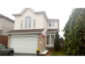 BEAUTIFUL DETACHED-4 BEDROOMS,5 STAINLESS STL APPLIANC-KITCHENER