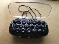 Babyliss heated rollers- never been used