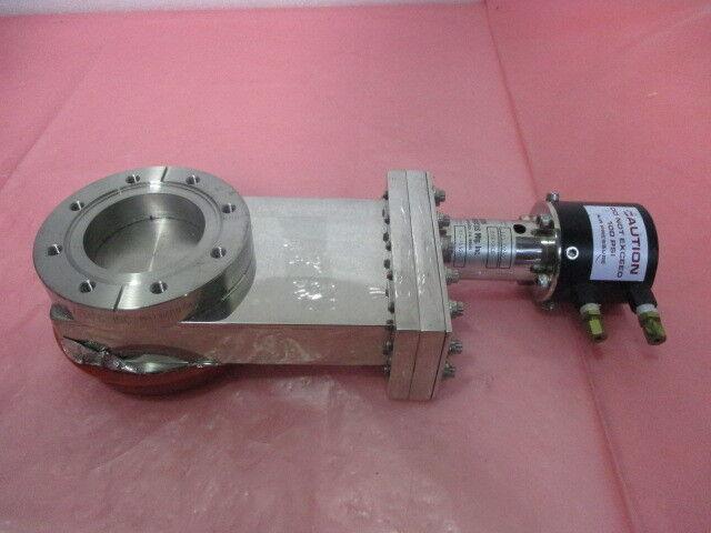 High Vacuum Apparatus 125-0250 Gate Valve, HVA, 321756