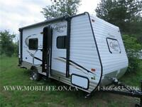 **SUV TOWABLE! **ULTRA LIGHTWEIGHT! **TRAVEL TRAILER FOR SALE!
