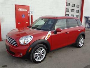 2013 MINI Cooper Countryman ~ 39,500kms ~ Leather ~ $17,888