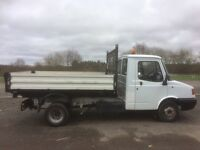 Ldv convoy with 3 way tipper and 12 months m o t