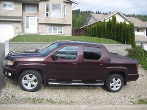 2009 Honda Ridgeline Pickup Truck