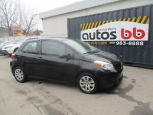 2012 Toyota Yaris ( AUTOMATIQUE - BLUETOOTH )