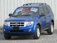 2012 FORD ESCAPE XLT SPORT V6 3.0 L ***FULL EQUIPEE***64 000 KM