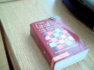 The Grand Duc ESL Dictionary and Thesaurus,