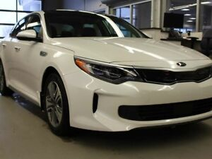 2017 Kia Optima Hybrid EX HYBRID, SUNROOF, HEATED/COOLED SEATS,