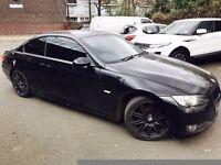 Bmw 320i Coupe E92 Black on Black (NOT 318i 325i 330i 320d ) £3000 TODAY MUST GO NO OFFERS