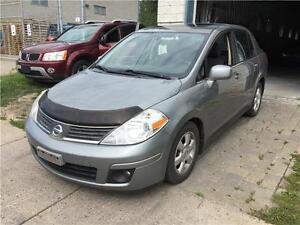 2008 NISSAN VERSA***TOIT OUVRANT+BLUETOOTH+MAGS+4900$***