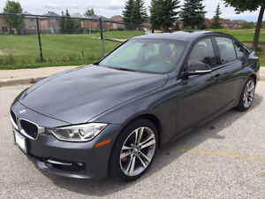 *** 2013 BMW 328i XDRIVE SPORT PACKAGE 4DR SEDAN ***