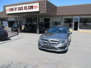 2014 Mercedes-Benz CLA Class PANORAMIC ROOF