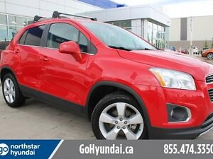 2014 Chevrolet TRAX LTZ LEATHER ROOF TURBO