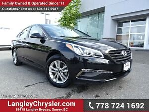 2017 Hyundai Sonata GLS ACCIDENT FREE w/ BLUETOOTH, SUNROOF &...