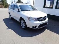 2014 Dodge Journey Limited 7 pass only $188 bi-weekly all in!