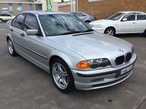 2000 BMW 325I E46 Silver 5 Speed Automatic Sedan Boolaroo Lake Macquarie Area Preview