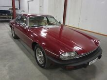 1978 Jaguar XJS Coupe V12 55,123 K'S Woodside Adelaide Hills Preview