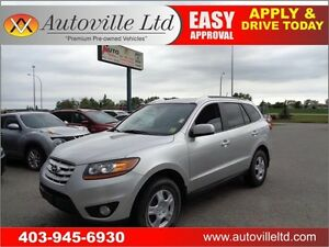 2011 Hyundai Santa Fe GLS 3.5 4WD Bluetooth Heated Seats