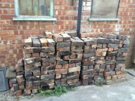 BRICKS RECLAIMED - GOOD USED QUALITY £100 or best offer