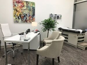 Clinique medicale a Westmount a louer/Medical clinic to rent