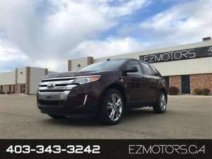 2011 Ford Edge Limited|AWD|NAV|BACKCAM|ACCIDENT FREE