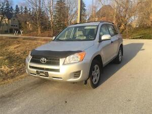 2010 Toyota RAV4, AWD, Low Kms,Very Good Condition,WARRANTY!!!