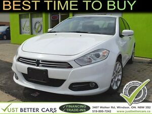2014 DODGE DART LIMITED - YOU CAN OWN RIGHT NOW FOR $55/week