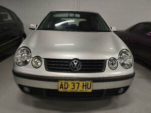 2003 Volkswagen Polo 9N Match Silver 4 Speed Automatic Hatchback Mitchell Gungahlin Area Preview