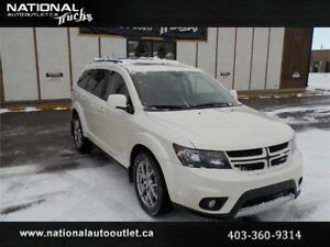 2014 Dodge Journey R/T|LEATHER|NAV|AWD|DVD|HEATEDSEATS|7 SEATER