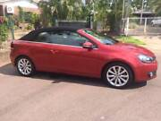 2014 VW GOLF CABRIOLET Leanyer Darwin City Preview