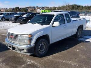 2010 GMC Canyon Extended Cab,Runs & Drives Like New,Only 122 km!